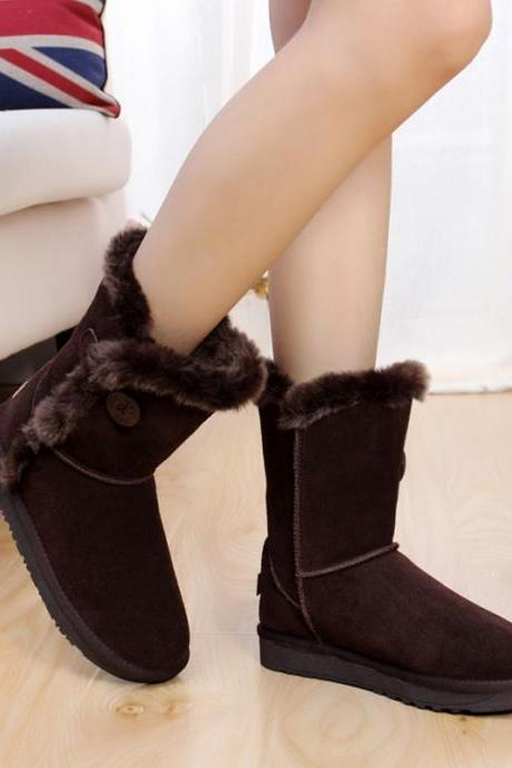 New snow boots 05823
