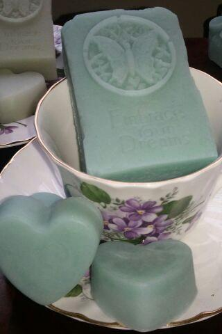 Bath And Beauty, Soap, Fragrant, gift soap, decorative soap, fragrant soaps, goats milk, fragrance, moisturize, skin rejuvenator, Cool Water, China Rain, Jasmine, gifts for women, Kaolin Clay