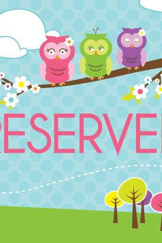 RESERVED Candy Shop Ponytail Holders