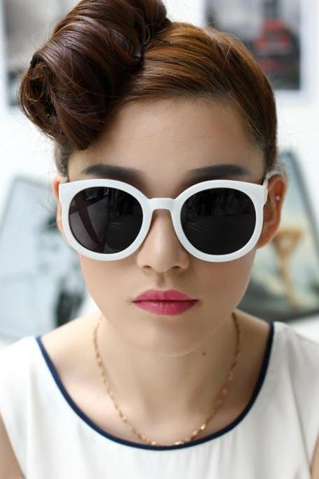 *Free Shipping* New fashion vintage round frame sunglasses karen walker Metal arrow Brand women men retro sun glasses gafas oculos de sol