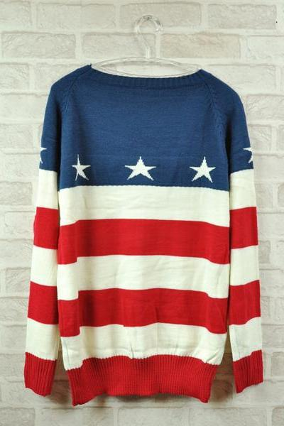 The National Flag Sweater