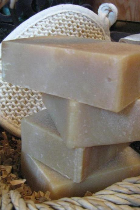 1 each Large Soap Bar LUXURIOUS HANDCRAFTED Cold-Process Soaps ONLY PREMIUM BUTTERS and OILS and Real HONEY