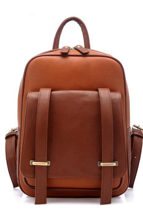 Vintage Style Backpack-blown