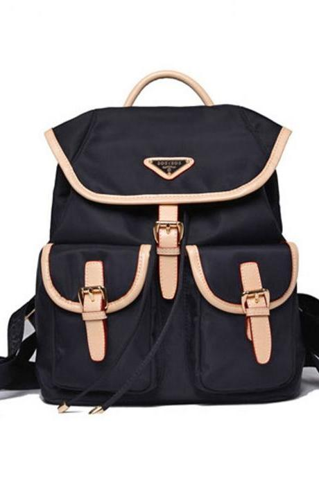 Girly Travel Gym Camping School Bag Backpack Handbag