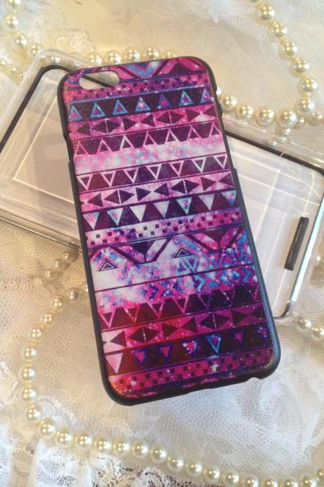 iPhone 6 4.7 Case Colorful Designer Tribal Hard Shell Cover