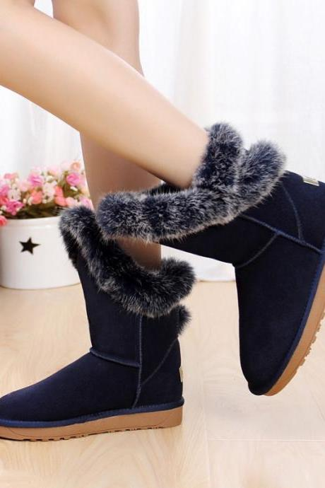 New snow boots 05868