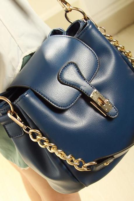 Vintage Fashion Chain Shoulder Bag