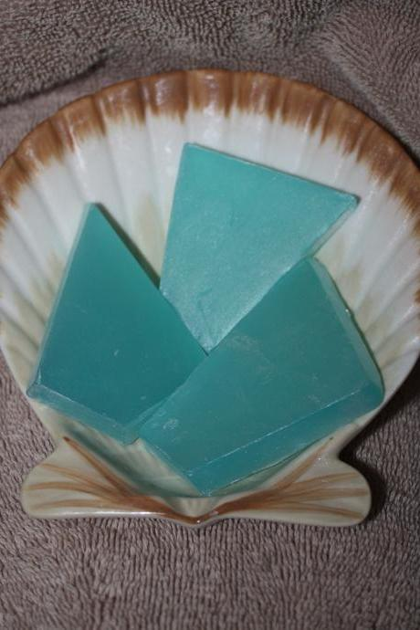 Sea Glass Soaps