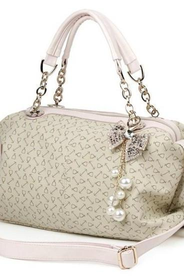 Handbag Sequined Bow AFAJBI