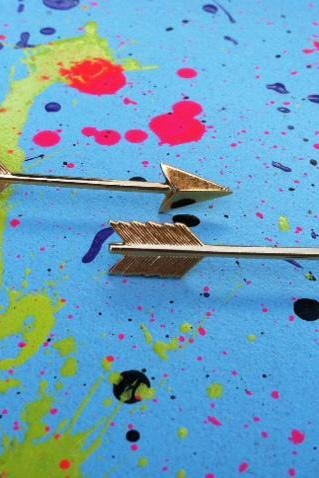Indian Arrow Earrings