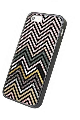 floral chevron - iphone 4 4s case iphone 5 5s 5c case iphone 6 6 plus case ipod touch 4 ipod touch 5 case