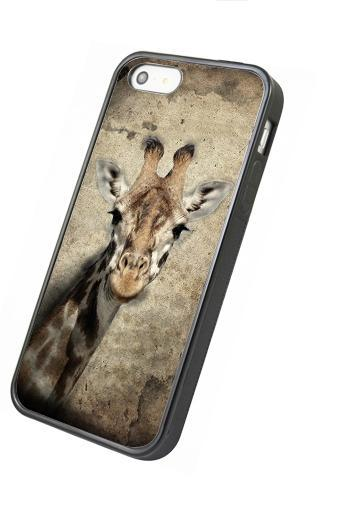 vintage giraffe - iphone 4 4s case iphone 5 5s 5c case iphone 6 6 plus case ipod touch 4 ipod touch 5 case