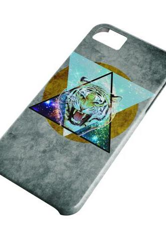 Tiger - full wrap iphone 4 4s case iphone 5 5s case iphone 5c case Galaxy S3 i9300 case