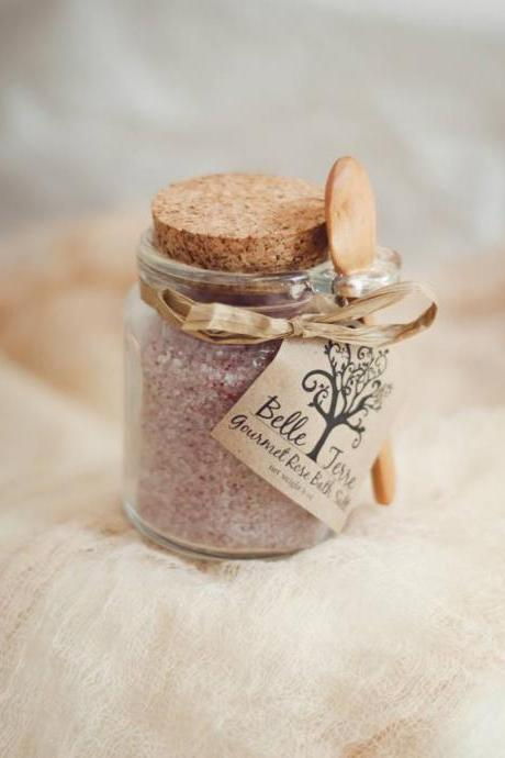 Gourmet Rose Bath Salt