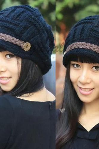 black, beige,off white or pink hat for winter /cap unisex for LISA