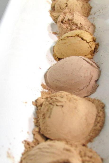 Foundation Mineral Makeup Sample - Choose Your Shade
