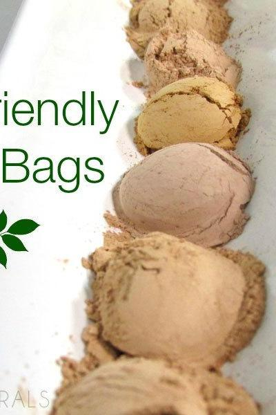 Foundation Mineral Makeup REFILL BAGS - Choose Your Shade