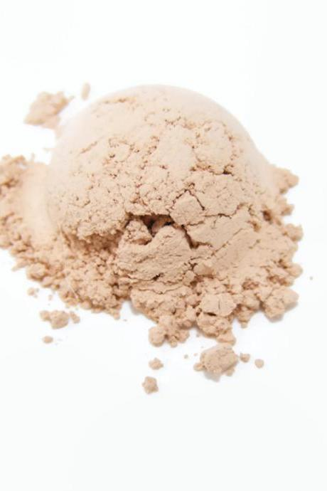 Mineral Foundation, Natural Makeup, Vegan Matte Foundation- Creamy Beige