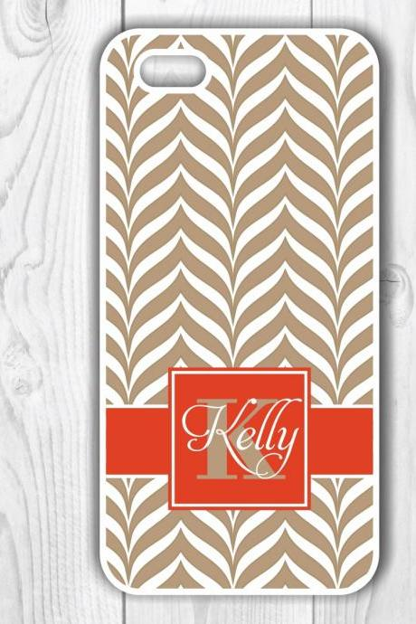 Personalized Iphone 5 Case - Iphone 4S case- Samsung Galaxy S3/S4 case