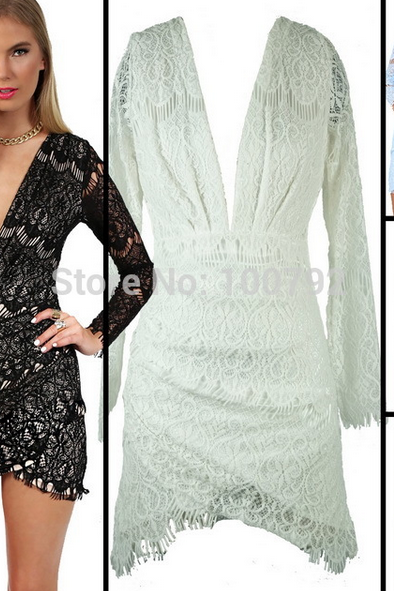 2014 New Arrival Fashion Lace Bodycon dress Sexy Women Summer Lace Party Pencil Dress