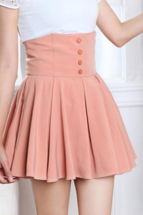 Super Beautiful Ultra- High-waisted Skirts
