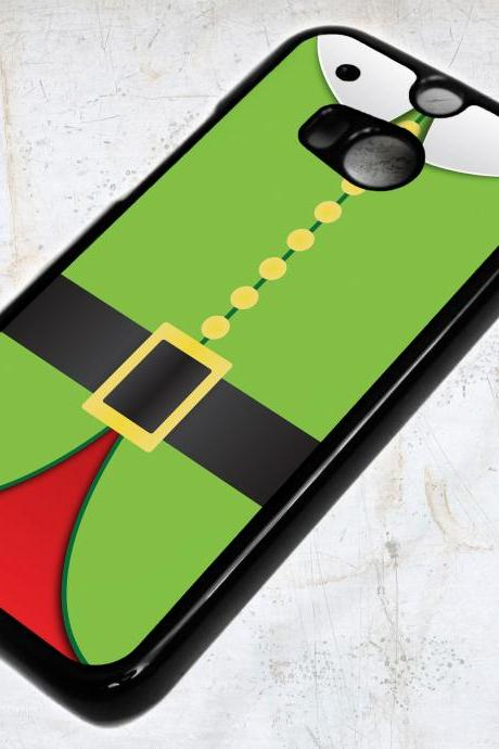HTC One M8 Christmas Elf Costume Case