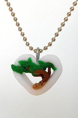 fanART- Bonsai Heart -gift for women and teenagers