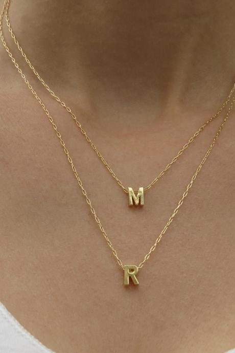 Reserved For Jillian - Gold personalized necklace