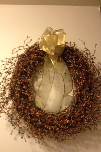 Wreath, Grapevine 18 Inch