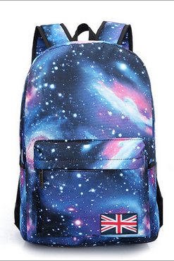 Women backpack bag bag female bag of high school students