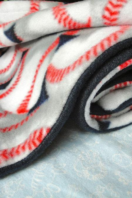 Baby Blanket 'Baseball Dreams' BUG HUG for Boys