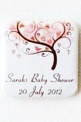 Personalised Wedding Favor - Magnet