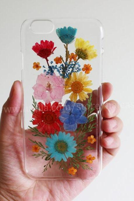 iphone 5s case Pressed Flower iphone 6 case iphone 6 plus case Real Flower iphone 5 case iphone 5c case iphone 4s 4 case