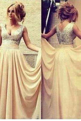 Hot sweetheart dress champagne bridesmaid dresses bridesmaid dresses evening dresses hand-crease