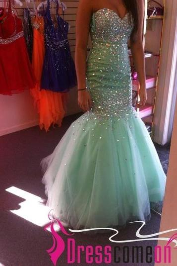 Lilac Prom Dresses, Prom Dresses Dresses For Prom, Discount Prom Dresses, Sexy Prom Dresses , Mermaid Prom,Tulle Prom