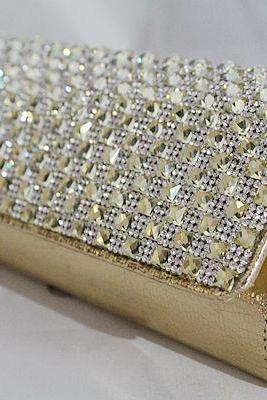 Evening Clutch Wedding Party Prom Bag Box Simple Bag Fashion Bag New Design PU bags 3 Colors