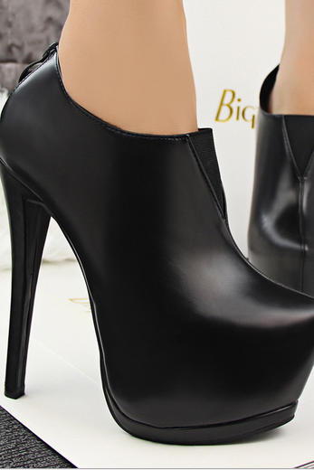 High Heeled Waterproof Taiwan Temperament Slim Sexy Nightclub Boot