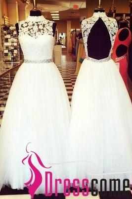 Ball Gown Evening Dress,Long Evening Dress, Fashion Prom Dress 2015 Appliques,Beads Evening Dress, Formal Bridesmaid Dresses Wedding Party Dresses