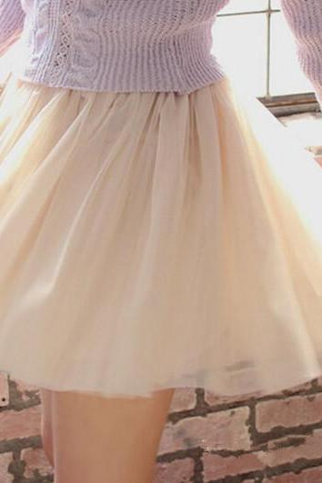 Lovely Tulle Women Skirts, High Quality Women Skirt, Tulle Skirts, Skirts 2015