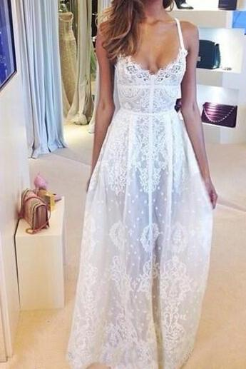 Fashion Slim Lace Dress