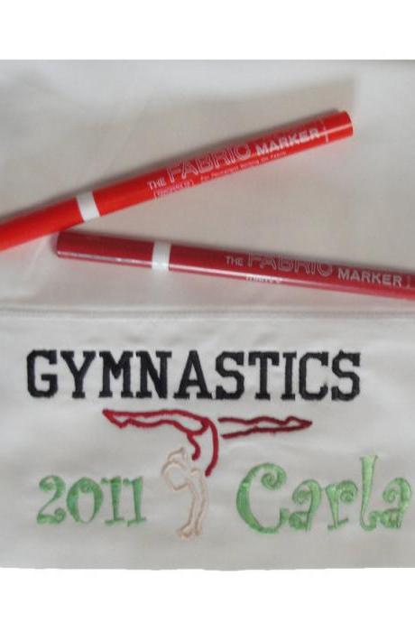 Sports Autograph Child Pillowcase Custom Embroidered and Personalized