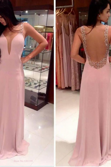 women sexy halter strap mopping pink chiffon lace long dress