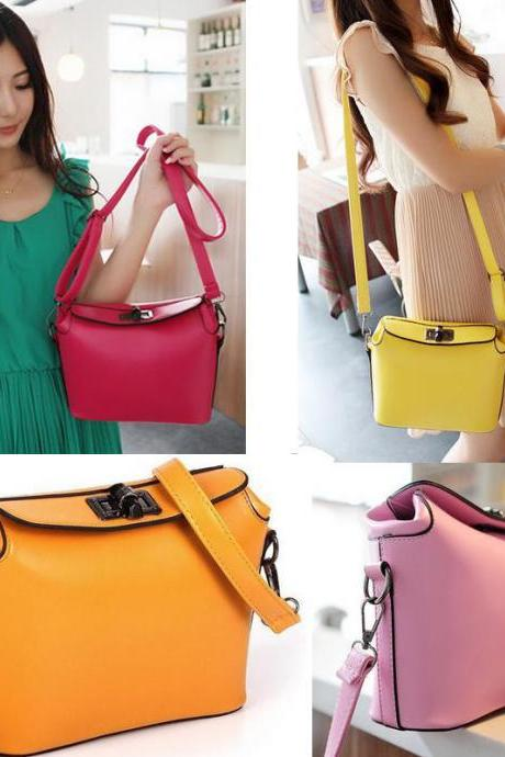 Womens Leather Handbags Satchel Totes Messenger Bag Crossbody Shoulder Bag Purse