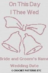 On This Day Wedding Bells Crochet Pattern Graph e-mailed.pdf #611