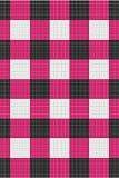 Pink and Black Gingham Crochet Pattern Graph e-mailed.pdf #516