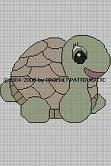 Turtle Baby Crochet Pattern Graph e-mailed.pdf #197