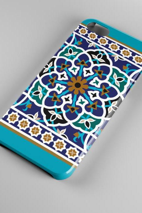 Indian Pattern turquoise iPhone 6 Plus iPhone 6 iPhone 5s iPhone 5c iPhone 4s Samsung Galaxy s5 Samsung Galaxy s4 case