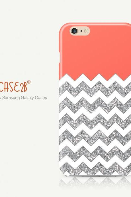 Glitter Chevron (not actual glitter) iPhone 6 Plus iPhone 6 iPhone 5s iPhone 5c iPhone 4s Samsung Galaxy s5 Samsung Galaxy s4 case