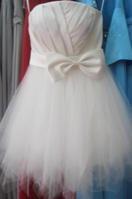 Gd145 Brief Graduation Dress Sweetheart Graduation Dress Tulle Graduation Dress