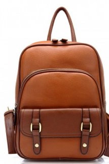 Fashion Retro College Style Backpacks